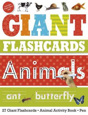 Giant Flashcards Animals - Learning Range