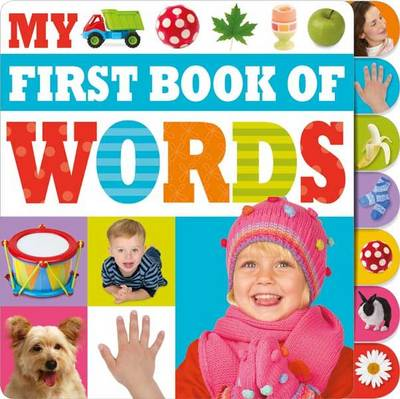 My First Book of Words - Learning Range (Board book)