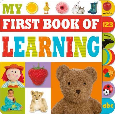 My First Book of Learning - Learning Range (Board book)