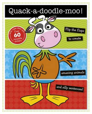 Quack-a-Doodle-Moo! - Mix & Match Books (Paperback)