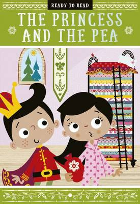 Princess and the Pea - Fairytale Readers (Hardback)