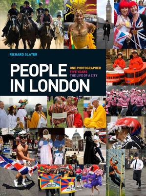 People in London: One Photographer. Five Years. The Life of a City (Hardback)
