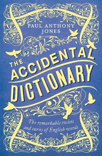 The Accidental Dictionary: The Remarkable Twists and Turns of English Words (Paperback)