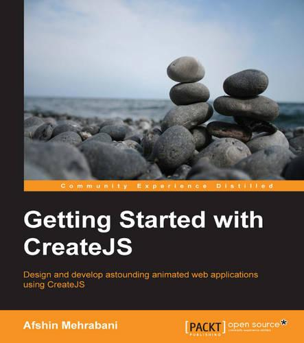 Getting Started with CreateJS (Paperback)