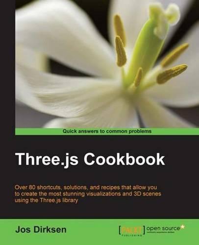 Three.js Cookbook (Paperback)