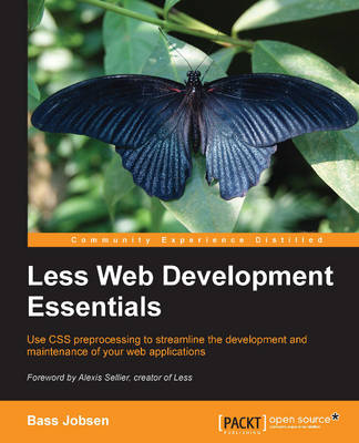 Less Web Development Essentials (Paperback)