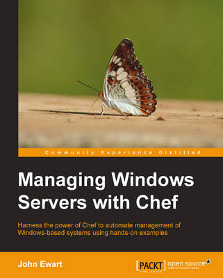 Managing Windows Servers with Chef (Paperback)