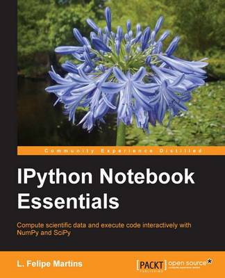 IPython Notebook Essentials (Paperback)