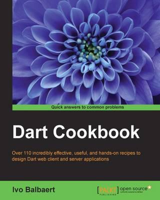 Dart Cookbook (Paperback)