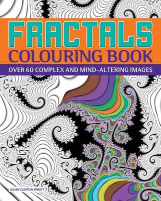 Fractals Colouring Book Paperback