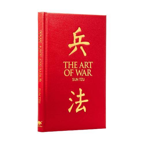 The Art of War: Deluxe silkbound edition (Hardback)