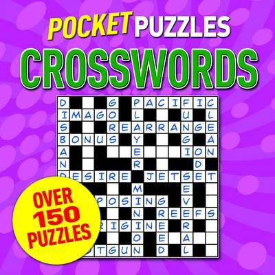 Pocket Puzzles Crosswords (Paperback)