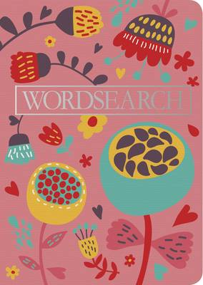 Floral Notebook Wordsearch (Paperback)