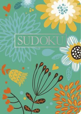 Floral Notebook Sudoku (Paperback)