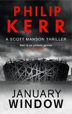 January Window - A Scott Manson Thriller 1 (Hardback)