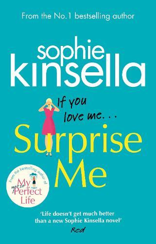Surprise Me (Paperback)