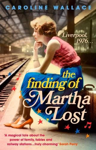 The Finding of Martha Lost (Paperback)