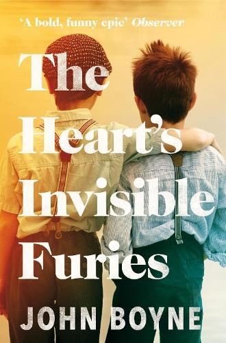 The Heart's Invisible Furies (Paperback)