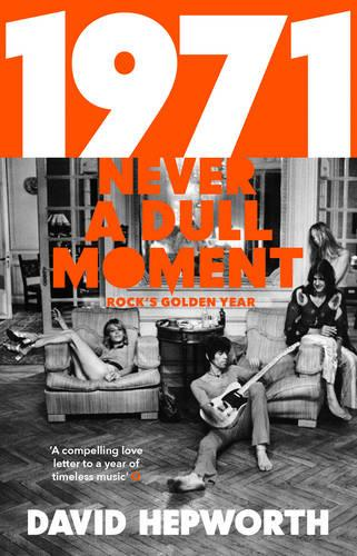 1971 - Never a Dull Moment: Rock