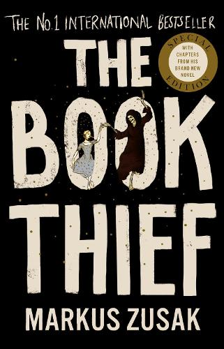 the book thief by markus zusak waterstones the book thief 10th anniversary edition paperback