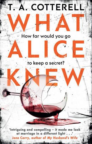 What Alice Knew (Paperback)