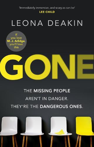 Gone - Dr Bloom (Paperback)