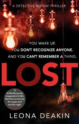 Lost - Dr Bloom (Paperback)