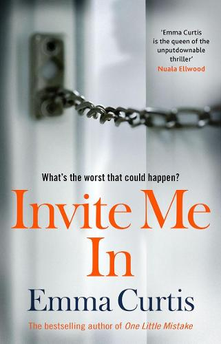 Invite Me In: Would you invite a stranger into your home? (Paperback)