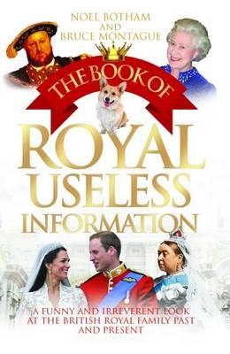 Book of Royal Useless Information (Paperback)