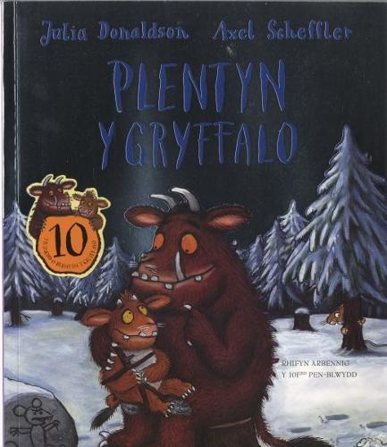 Plentyn y Gryffalo (Paperback)