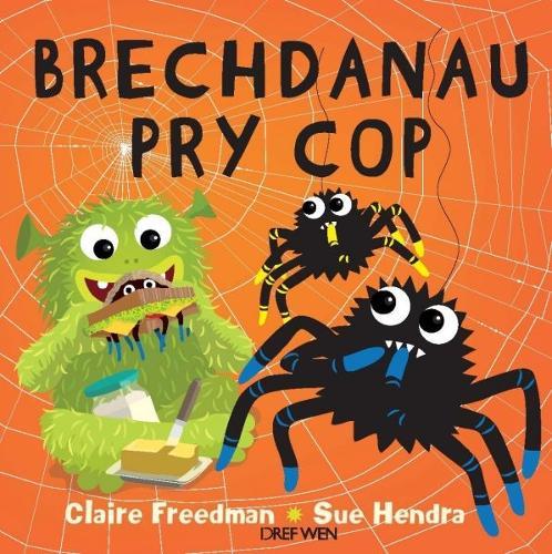 Brechdanau Pry Cop (Hardback)