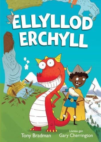 Cyfres Bananas Glas: Ellyllod Erchyll (Paperback)