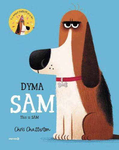 Dyma Sam / This is Sam (Paperback)