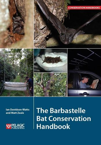 The Barbastelle Bat Conservation Handbook - Conservation Handbooks (Hardback)