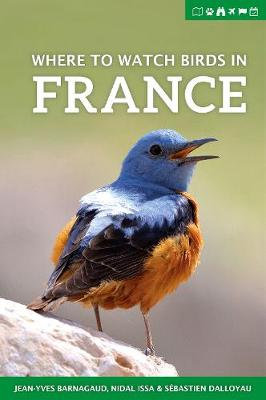 Where to Watch Birds in France - Where to Watch Guides (Paperback)