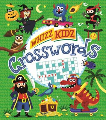Whizz Kidz Crosswords (Paperback)