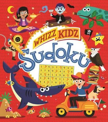 Whizz Kidz Sudoku (Paperback)