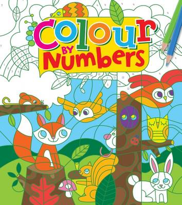 Colour by Numbers (Paperback)