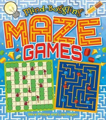 Mind-Boggling Maze Games (Paperback)
