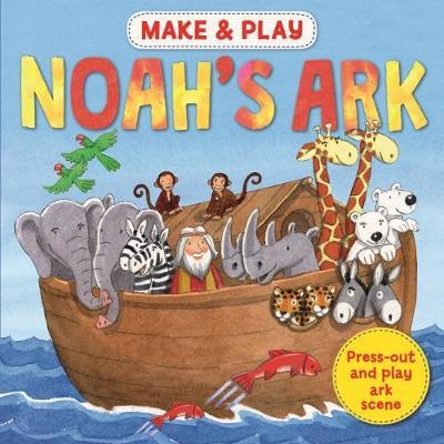 Make & Play Noahs Ark (Hardback)