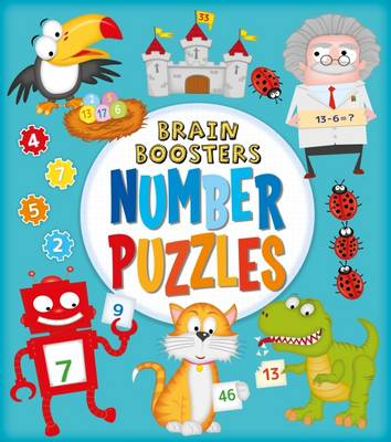 Brain Boosters: Number Puzzles (Paperback)