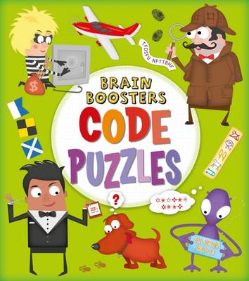 Brain Boosters: Code Puzzles (Paperback)