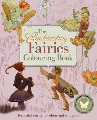 The Enchanting Fairies Colouring Book (Paperback)