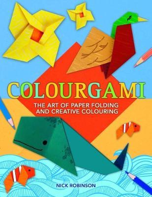 Colourgami (Paperback)