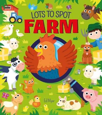 Lots to Spot Farm (Hardback)