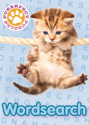 Purrfect Puzzles Wordsearch - Purrfect Puzzles (Paperback)