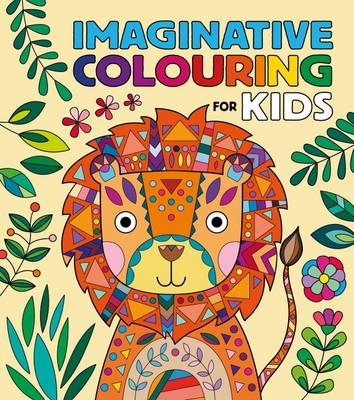 Imaginative Colouring for Kids (Paperback)