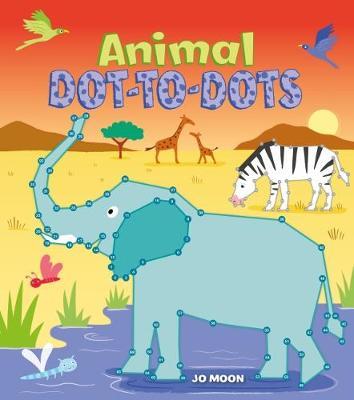 Animal Dot-to-Dots (Paperback)