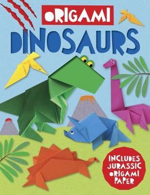 Dinosaur Origami (Paperback)