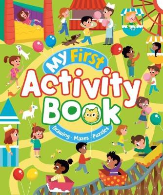My First Activity Book (Paperback)